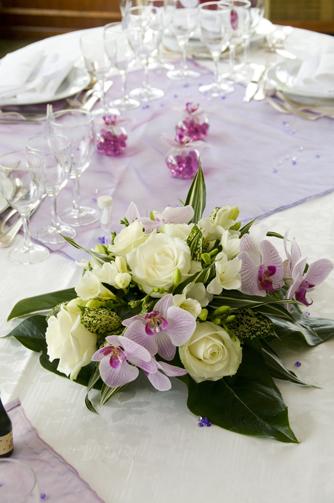 Centres de table - Comment faire un centre de table pour mariage ...